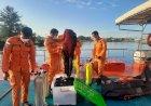 Dihantam Ombak, Perahu Pemancing Terbalik  Basarnas :1 Selamat, 1 Masih Proses Pencarian