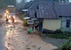 Banjir Bandang Melanda Dua Desa Di Lebong Selatan