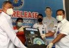 Simpan Sabu Pedagang Buah Diringkus BNNP Bengkulu