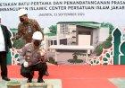 Cerita Kapolri Diminta Wujudkan Pembangunan Islamic Center Persatuan Islam