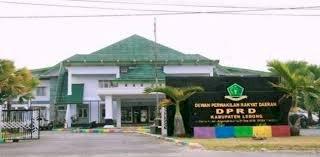Kantor DPRD Lebong/Ist